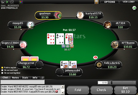 Статистика poker pokerstars zoom